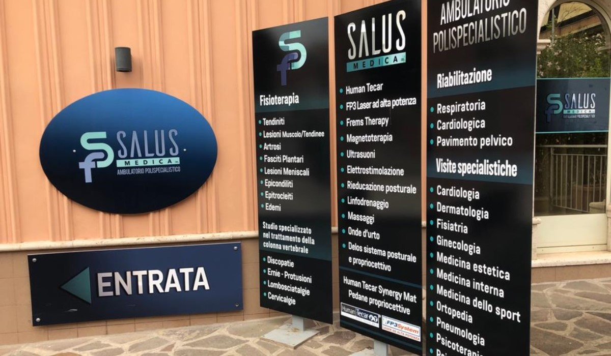 Studio di Fisioterapia SF
